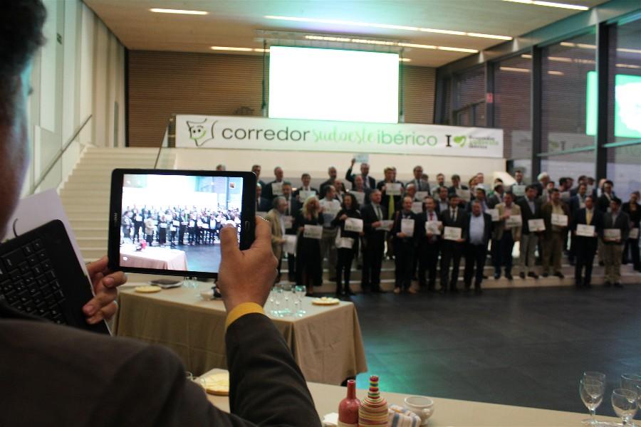 Celebrado el I Foro Empresarial Transfronterizo del Corredor Sudoeste Ibérico en Badajoz