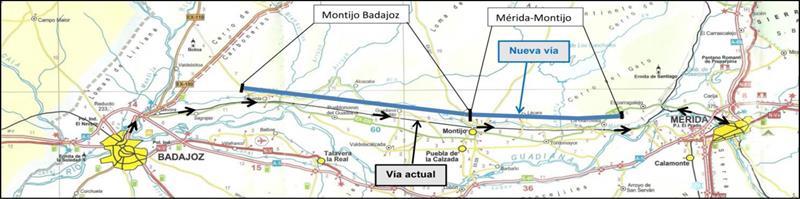 Radiografía de las obras del ferrocarril (EL PERIÓDICO EXTREMADURA.COM)