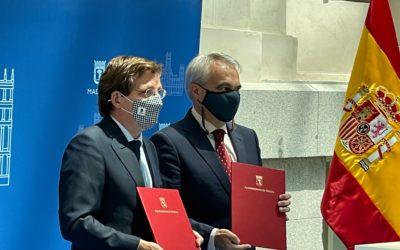 (Español) Madrid y Badajoz instan a España y Portugal a dar prioridad a la conexión Madrid-Lisboa