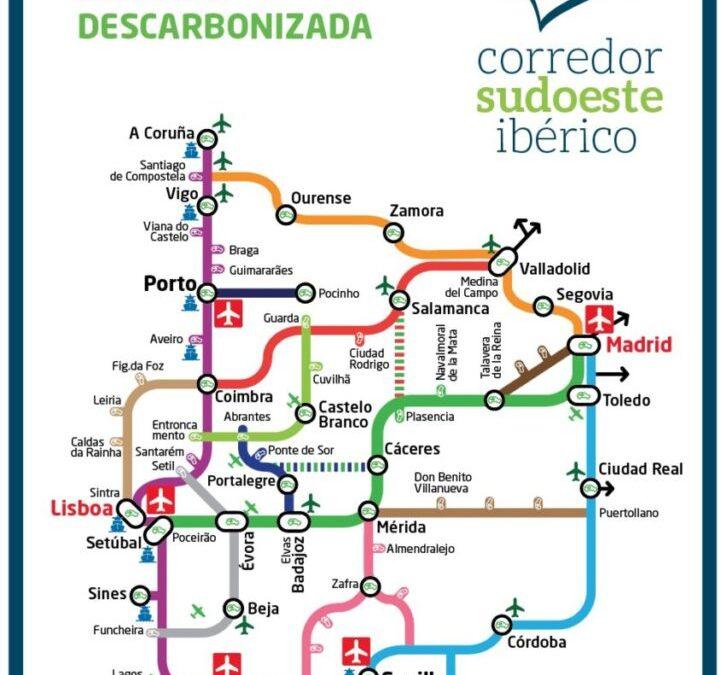 (Español) Año europeo del ferrocarril en Portugal