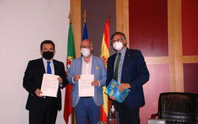 (Español) CCDR Alentejo e ADRAL assinaram manifesto que quer melhores conexões Lisboa-Madrid