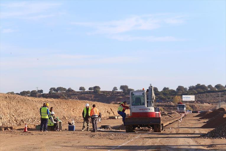 Luz verde para a conexão ferroviária da plataforma logística de Badajoz (EL PERIÓDICO EXTREMADURA.COM)